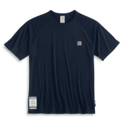 Flame-Resistant Short-Sleeve Work-Dry T-Shirt