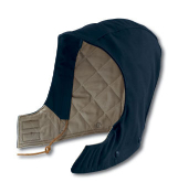 Men's Flame-Resistant Duck Hood/Quilt-Lined