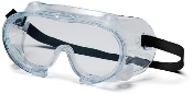 Clear Vented Goggles