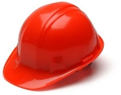 Hi Viz Orange Capstyle Hard Hat
