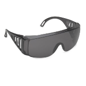 Jumbo OTG Slammer Safety Glasses