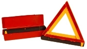 EMERGENCY WARNING TRIANGLE KIT