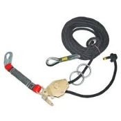 30' Kermantle Rope Horizontal Lifeline Kit